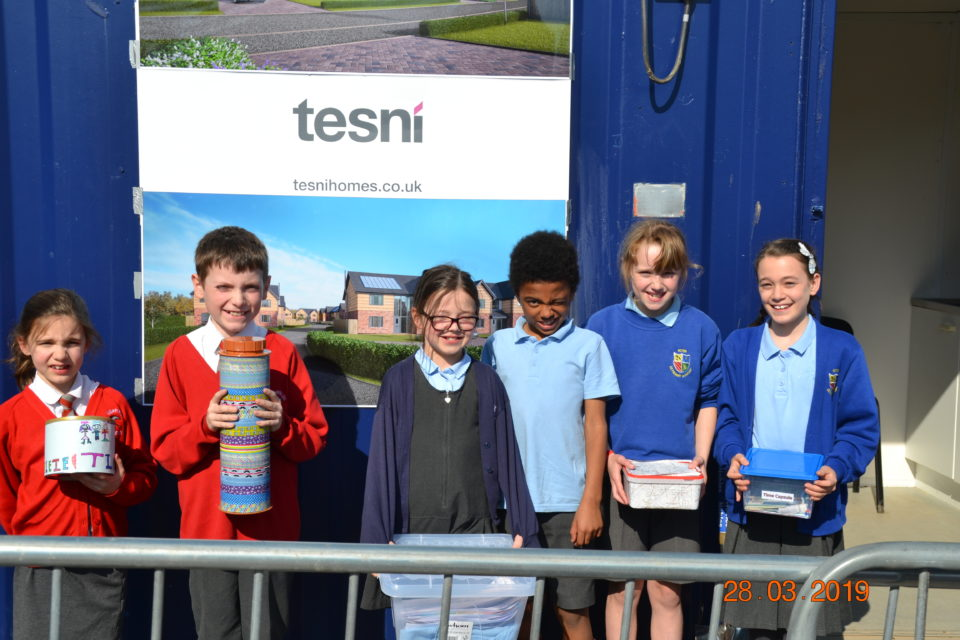 Time Capsule Competition at Nantwich