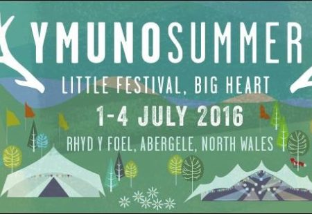 Tesni supports the Ymuno Festival